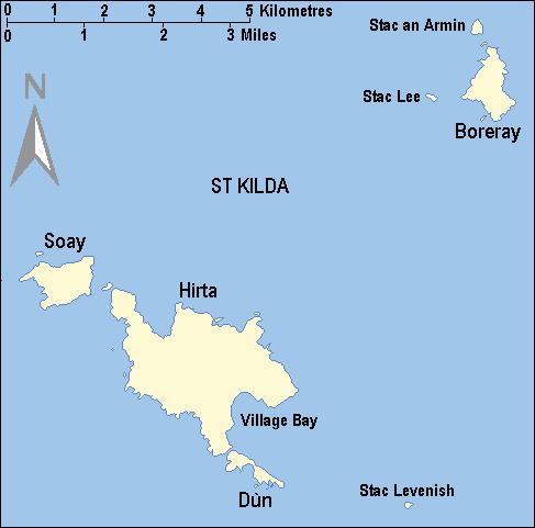 St Kilda Map St. Kilda Maps